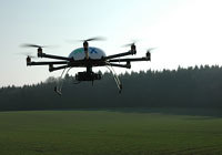 Picture of an UAV